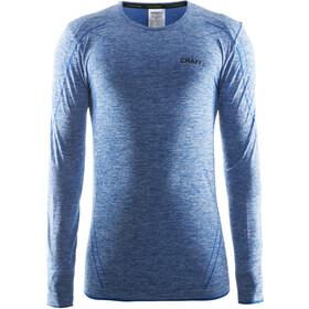 Craft M's Active Comfort Roundneck Longsleeve swe.blue
